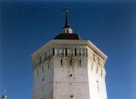 Плотничья башня (XVII в.)