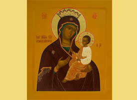 Проповедь насельника Свято-Троицкой Сергиевой Лавры иеромонаха Филиппа в день памяти иконы Божией Матери «Скоропослушница»