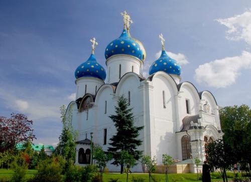 День преставления княжны Евдокии, погребенной в Успенском соборе Троице-Сергиевой Лавры