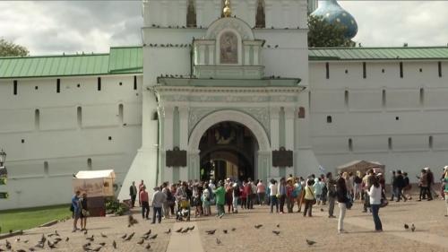 Сергиев Посад - центр российской духовной жизни