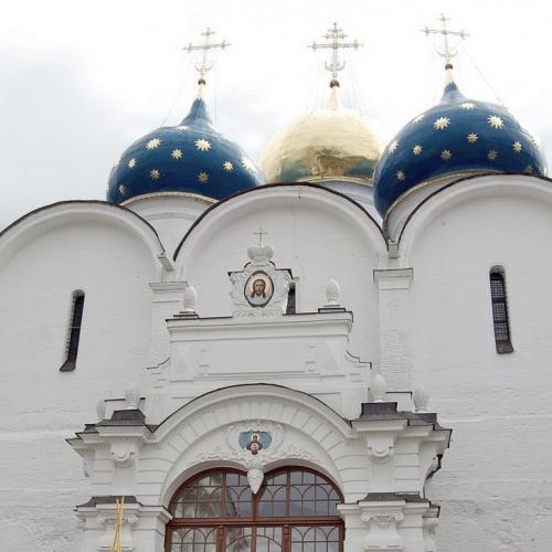 Новая паперть Успенского собора