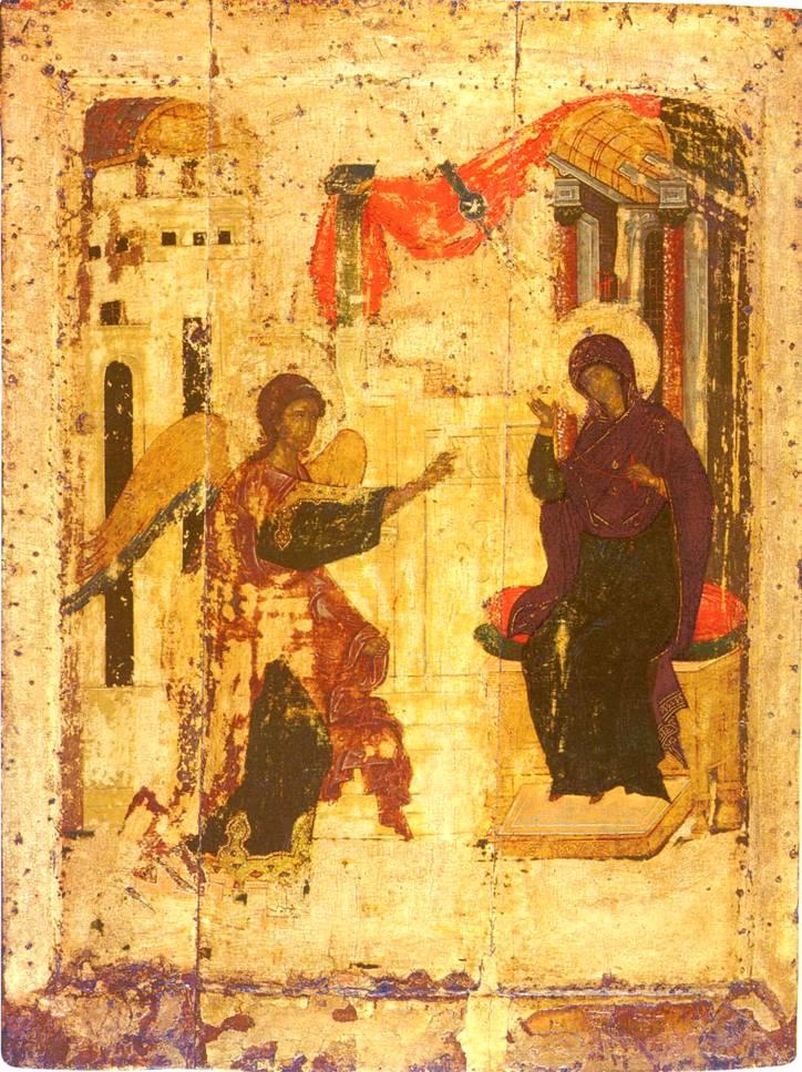 Значение творчества рублева и грека