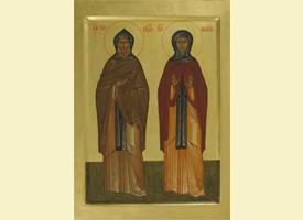 Проповедь иеромонаха Нектария в день памяти преподобных Кирилла и Марии