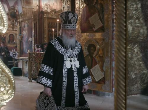 """Документальный фильм """"Патриарх"""""""