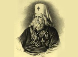 14 Октября 1812г. Крестный ход вокруг Сергиева Посада
