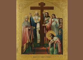 Проповедь в праздник Воздвижения Честного и Животворящего Креста Господня