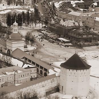Публичное наказание на Красногорской площади