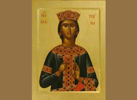 Проповедь насельника Свято-Троицкой Сергиевой Лавры архимандрита Диодора в день памяти святой великомученицы Екатерины