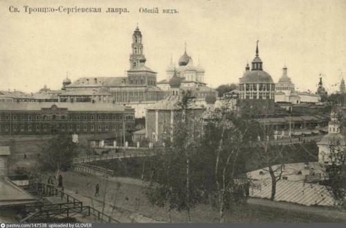 Возвращение в Троице-Сергиеву Лавру иеромонаха Смарагда
