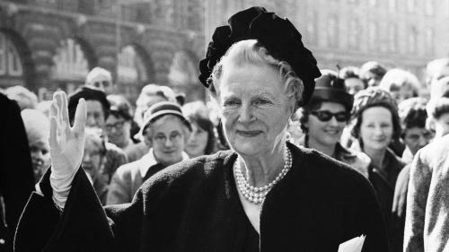 Троице-Сергиеву Лавру посетила супруга английского премьер-министра Уинстона Черчилля