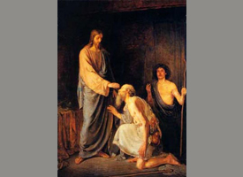 Проповедь архимандрита Кирилла (Павлова) в Неделю 7-ю по Пятидесятнице. Об исцелении двух слепых и немого бесноватого
