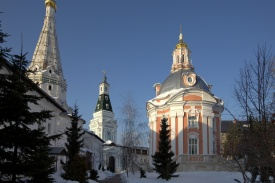 Церковь Смоленской иконы Божией Матери Одигитрии (1746 – 1753)