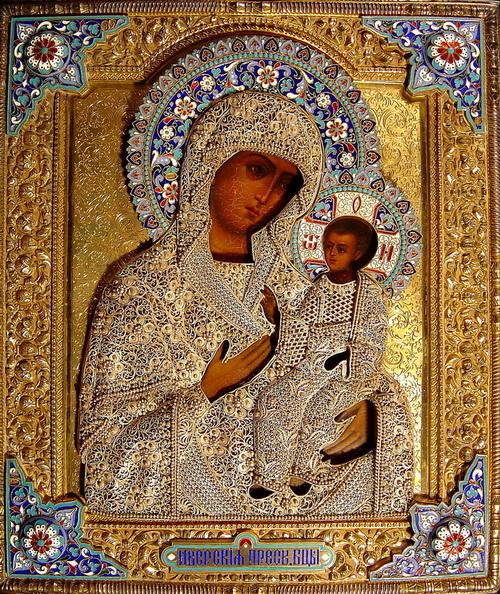 Иверская икона Божией Матери....jpg