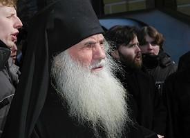 Слово в Неделю 1-ю по Пятидесятнице, Всех святых. Архимандрит Виталий (Мешков)