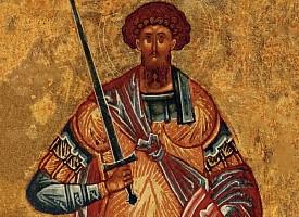 День перенесения мощей великомученика Феодора Стратилата – престольный праздник Лавры