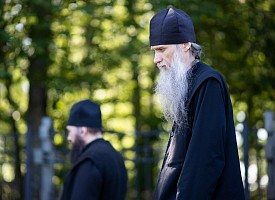 Проповедь о кротости и смирении. Архимандрит Виталий (Мешков)