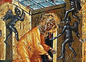 Троицкие листки, № 69. У Бога милости много, но подается она только смиренным
