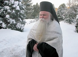 Троицкий синодик. Архимандрит Филарет (Харламов, † 2015)