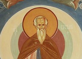 Троицкий патерик. Преподобный Стефан Московский, Богоявленский, брат преподобного Сергия