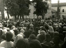 Из литургической жизни Троице-Сергиевой Лавры