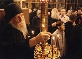 Троицкий синодик. Архимандрит Пимен (Никитенко, † 2009)
