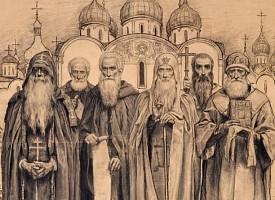 Преподобный Сергий и афонская монашеская традиция
