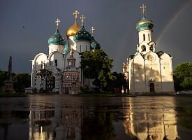 Архитектура Троице-Сергиевой Лавры. Исторический очерк