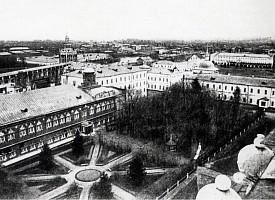 Возрождение Московской духовной академии