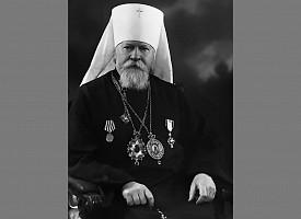 Первые слова богослужения. Митрополит Николай (Ярушевич)