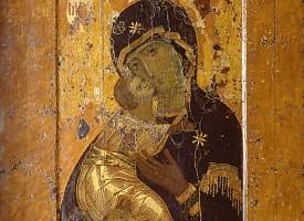 Сретение Владимирской иконы Божией Матери