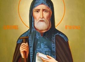 Обретение мощей преподобного Иова, игумена Почаевского
