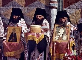 Троицкий синодик. 27 сентября – день памяти архимандрита Афанасия (Алафинова, † 2002)