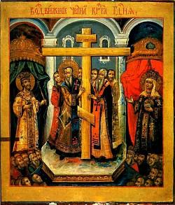 Слово в день Воздвижения Креста Господня. Святитель Иннокентий Херсонский