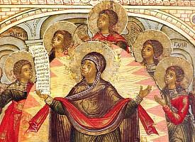 Беседа в день Покрова Пресвятой Богородицы. Святитель Иннокентий Херсонский