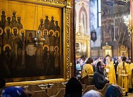 «Пресветлую вашу память восхваляем»: праздник святителей Московских в Троицкой обители