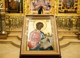 «Песньми священными святаго апостола похвалим»: Троицкая обитель чтит евангелиста Луку