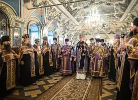 «Божественную лествицу, обретохом»: Лавра молитвенно почтила память преподобного Иоанна Лествичника