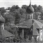 Пятницкие церкви – «малая Лавра», 1950-е гг.