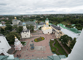 Приглашаем на экскурсию в Троице-Сергиеву Лавру