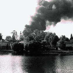Пожар 1746 года