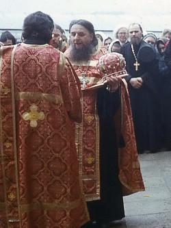 Четыре года назад почил о Господе насельник Лавры приснопамятный архимандрит Феодор (Андрющенко)