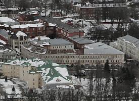 Госпиталь в Новой гостинице Лавры