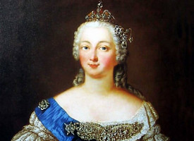 Елизавета I ходила на богомолье в Лавру пешком за 52 км