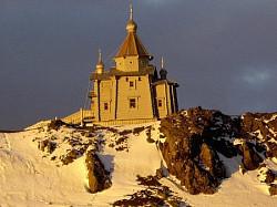 Самый южный на Земле православный храм освящен в Антарктиде