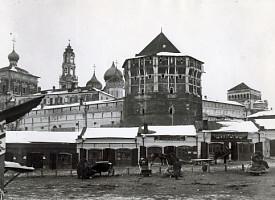 31 мая 1920 года лаврские колокола звонили в последний раз перед закрытием Троицкой обители