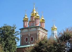 Церковь в честь Рождества святого Иоанна Предтечи (1693-1699 гг.)