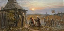 Святой Сергий - духовный вождь Руси