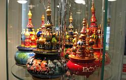 В Сергиевом посаде рассказали о первых игрушках, вырезанных Сергием Радонежским