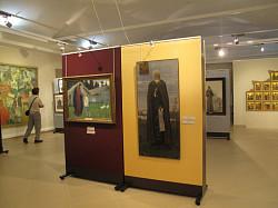 В Сергиево-Посадском государственном историко-художественном музее-заповеднике открылась большая выставка «И свеча не угасла...»