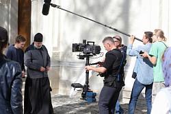10 сентября в Лавре начались съемки фильма «Наследники»